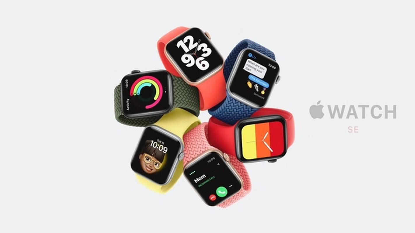 "Apple Watch SE - dong ho thong minh ngon, re nhung khong qua ""bo"""