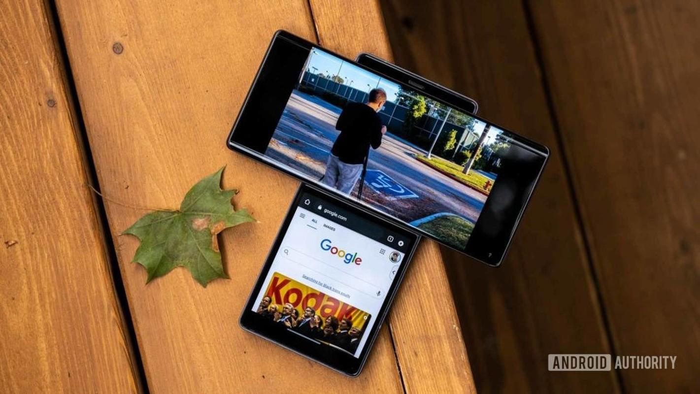 Smartphone man hinh cuc di cua LG: Mua mot duoc hai-Hinh-6