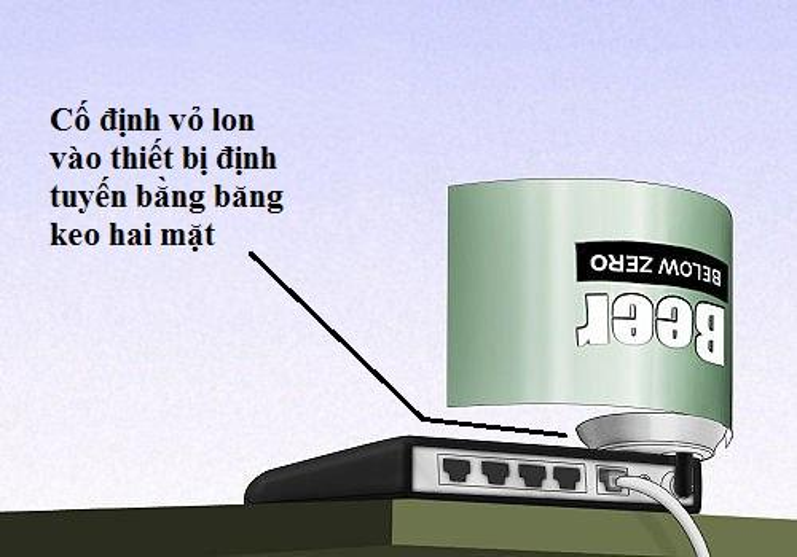Kich song Wi-Fi cuc don gian bang vo lon, giay bac hay dia CD-Hinh-8