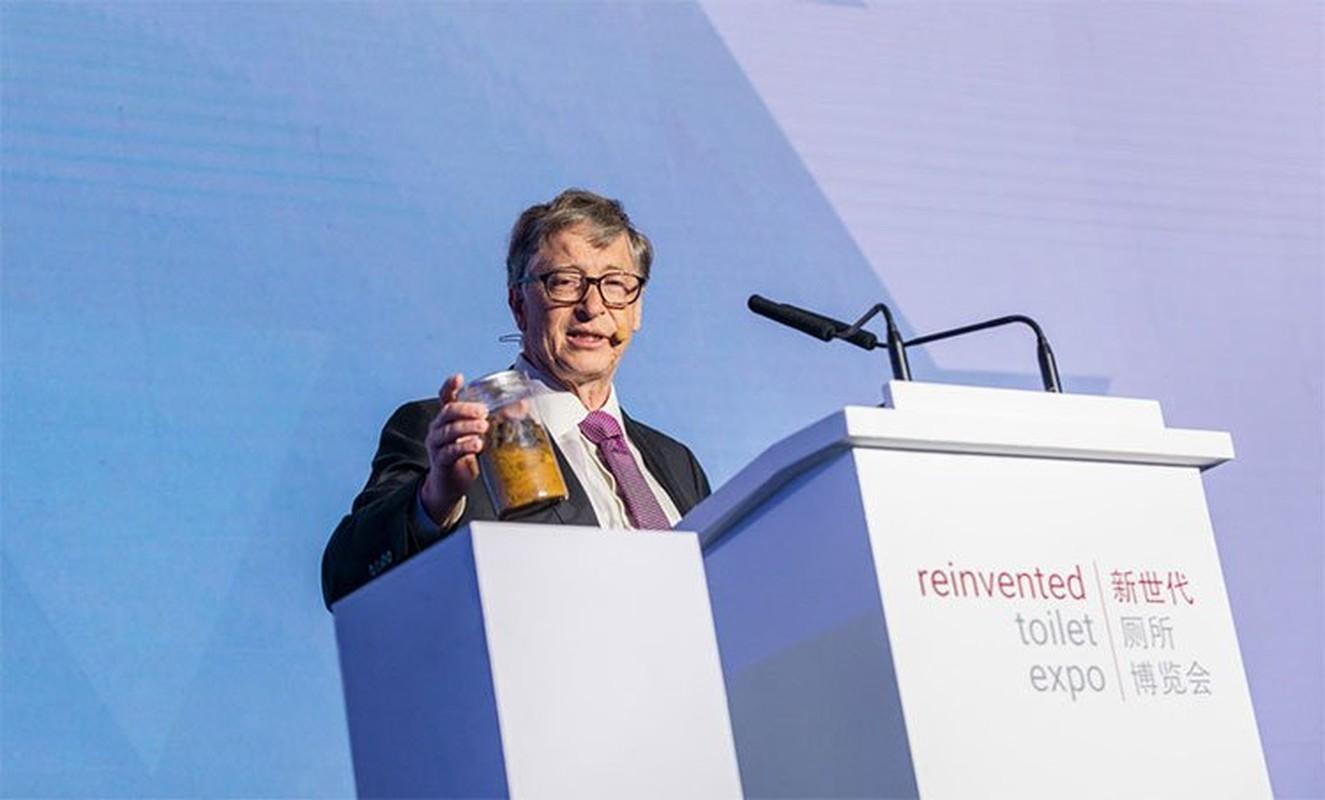 Phat minh moi cua Bill Gates: Nha ve sinh... khong dung nuoc-Hinh-5