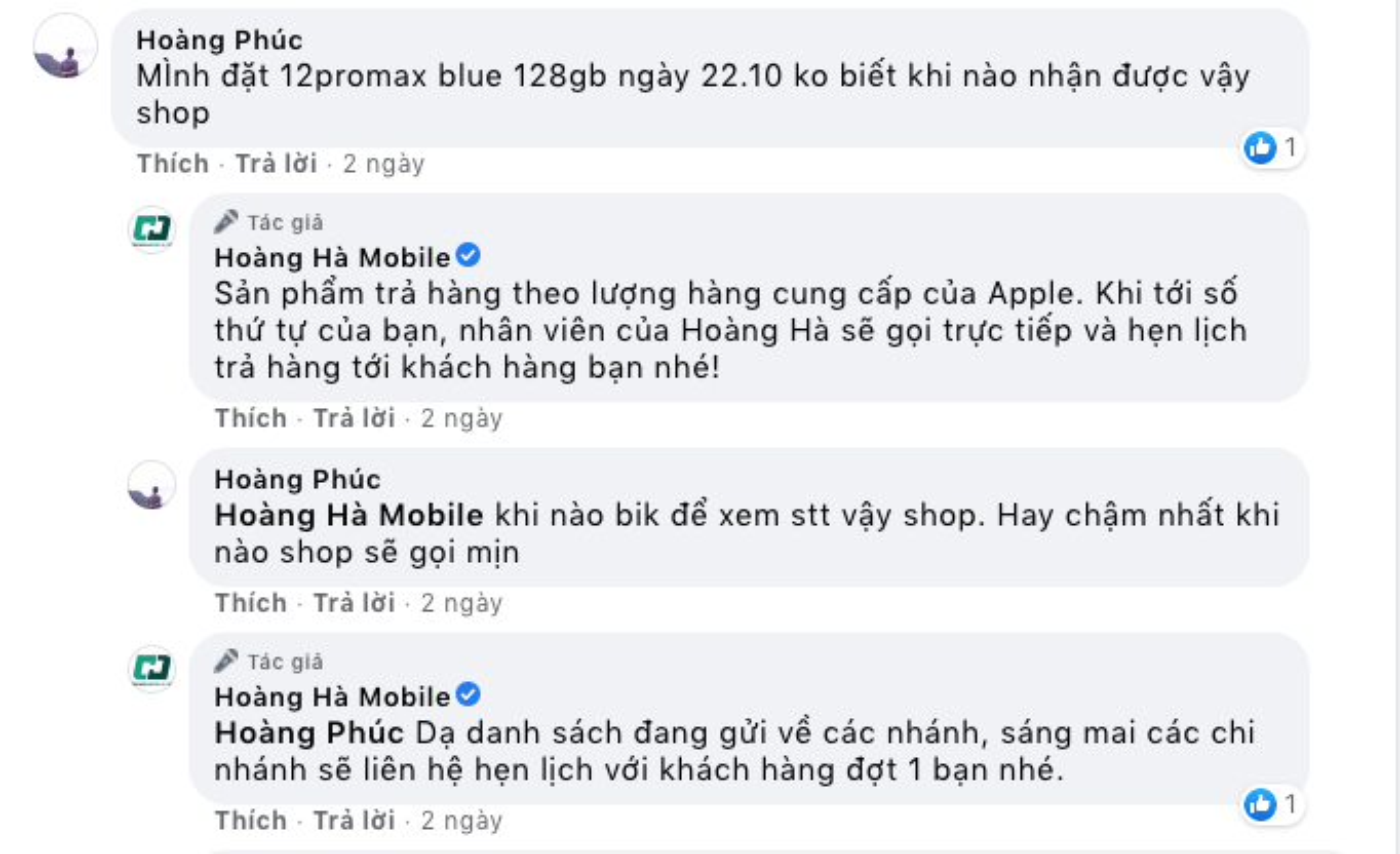 "iPhone 12 chinh hang ve Viet Nam: Khach ""than"" Cellphones, Hoang Ha, Lazada... ""lat mat""-Hinh-4"