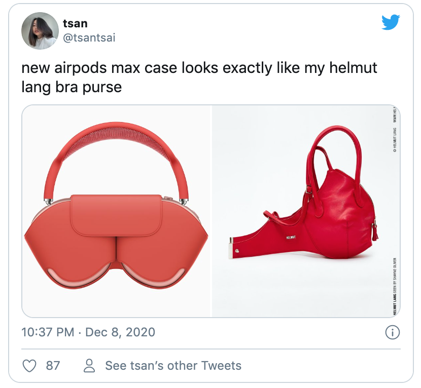Nhung hinh anh so sanh cho thay AirPods Max Case giong... ao nguc-Hinh-9