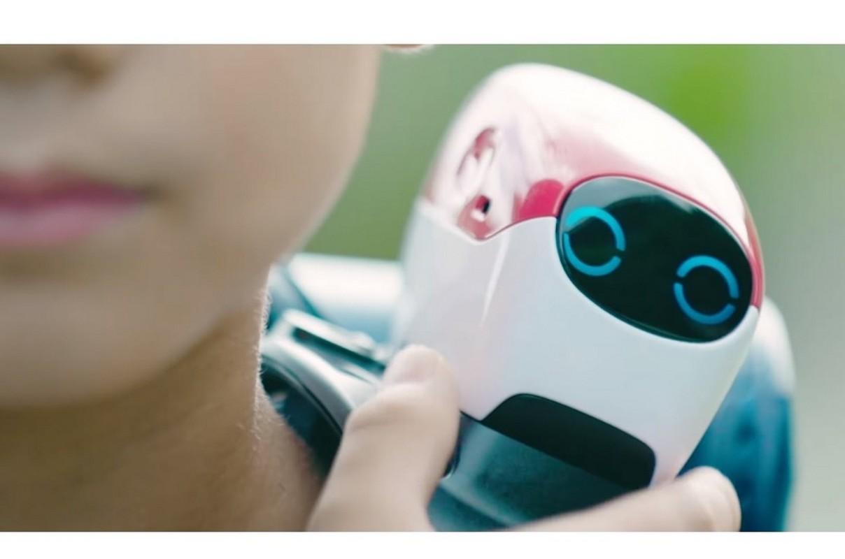 Honda che tao robot cong nghe cao dua tre den truong an toan-Hinh-5
