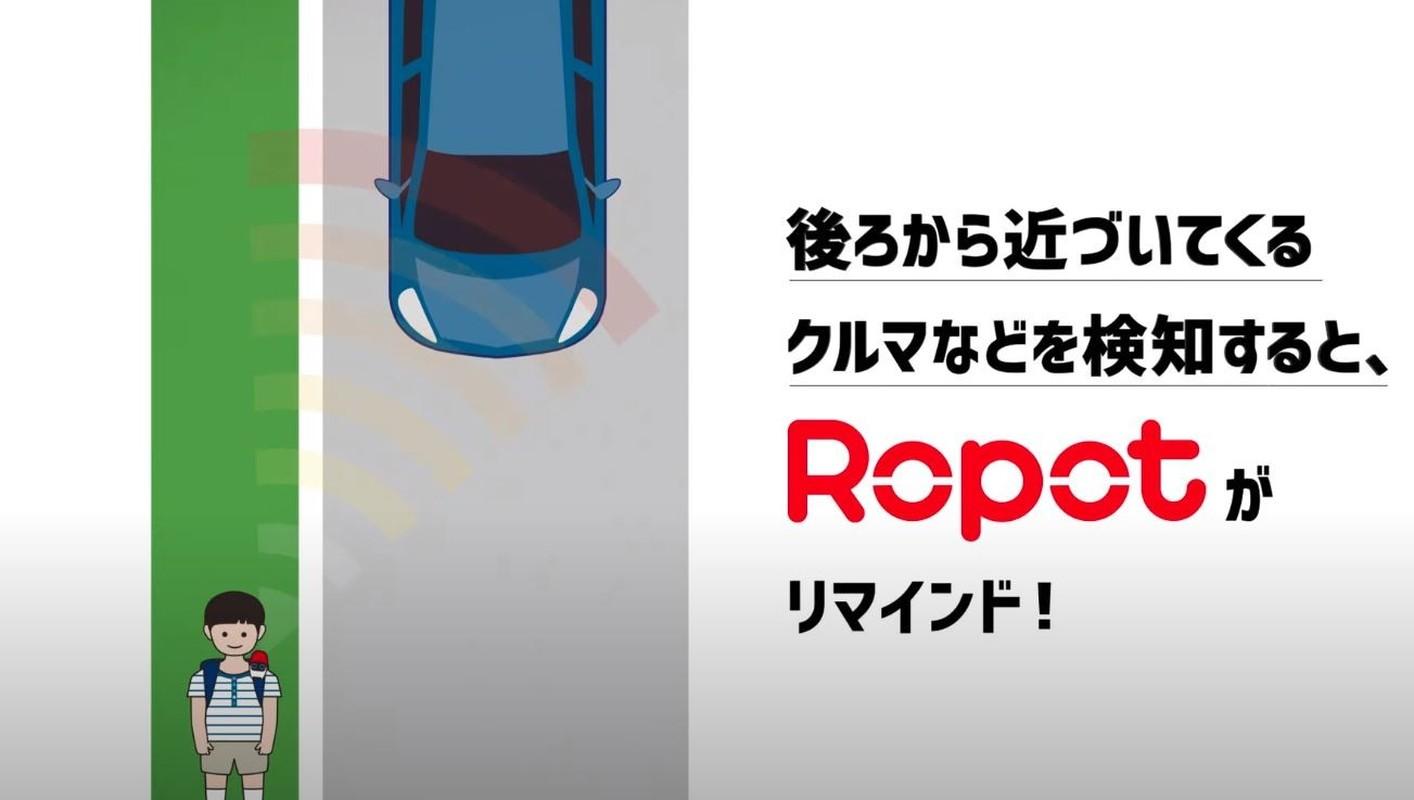 Honda che tao robot cong nghe cao dua tre den truong an toan-Hinh-9