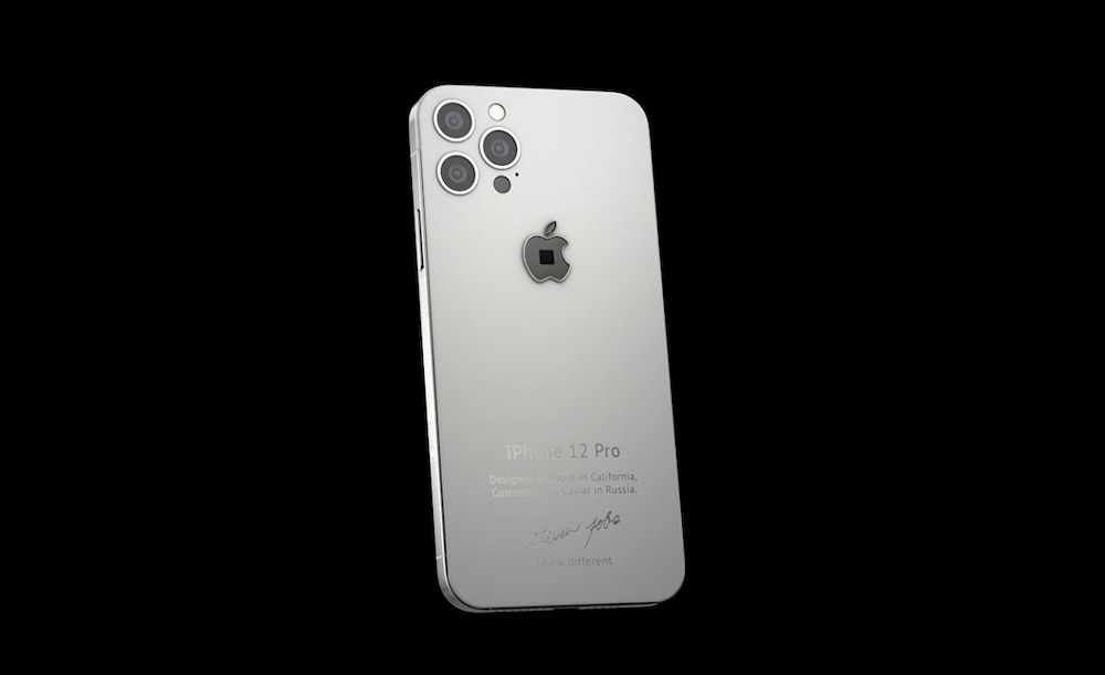 """iPhone 12 Pro """"bien hinh"""" thanh iPhone 4 nhung co gia... cat co"""