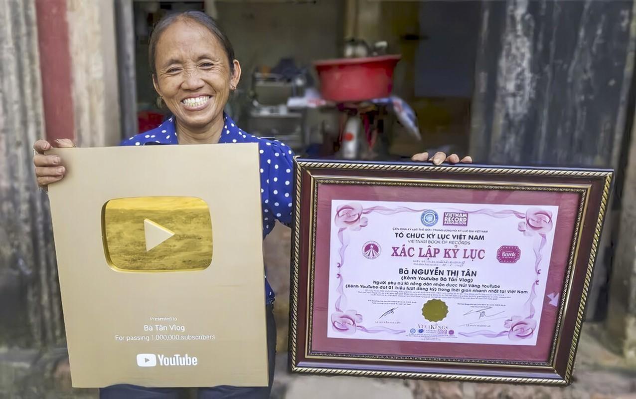 "Sau khi sut view, kenh Youtube Ba Tan Vlog gio ""luu lac"" noi nao?-Hinh-2"