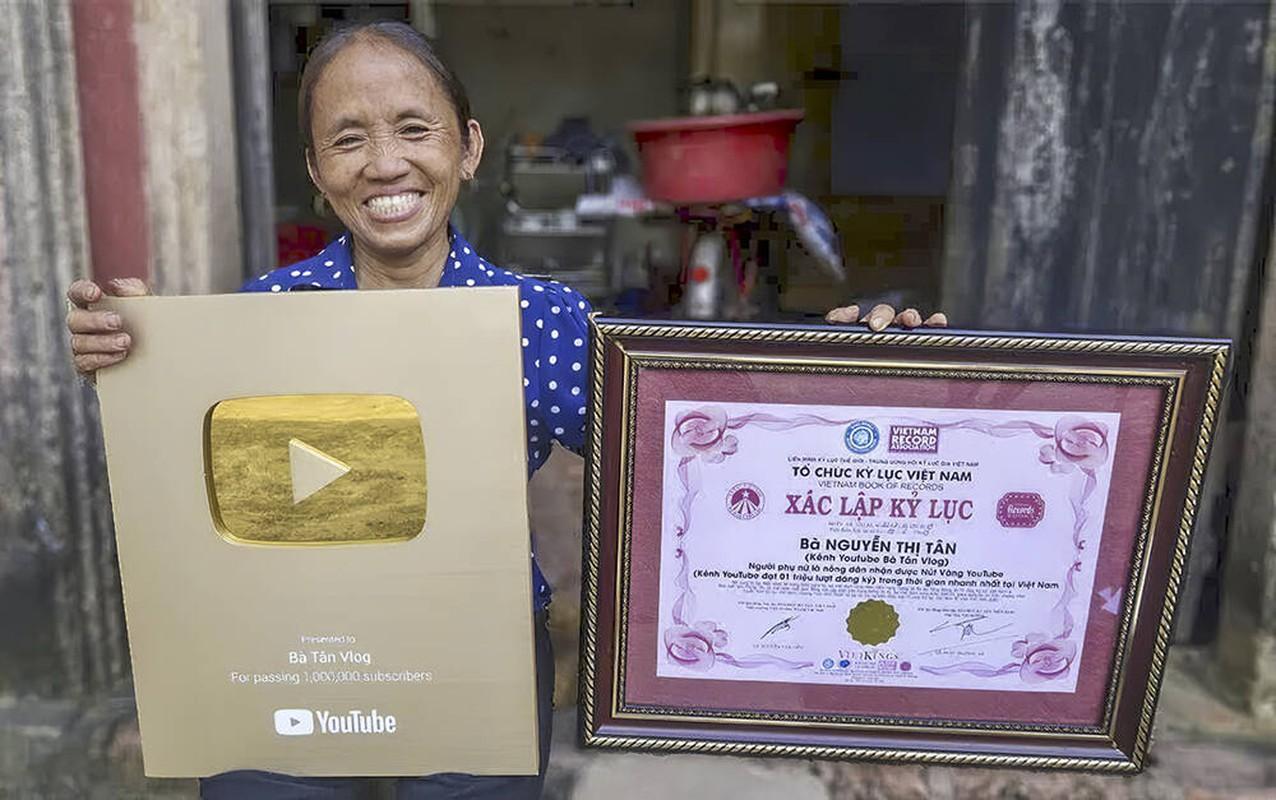 Ba Tan Vlog va nhung kenh Youtube dat ky luc nhanh den chong mat-Hinh-2