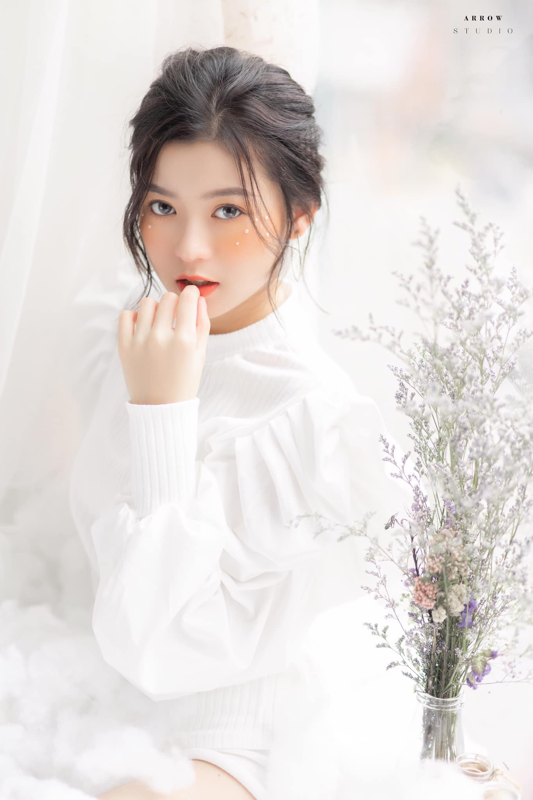 """Bien hinh"" qua nhanh, nu streamer Trang Lucy nhan nhieu dieu tieng-Hinh-11"