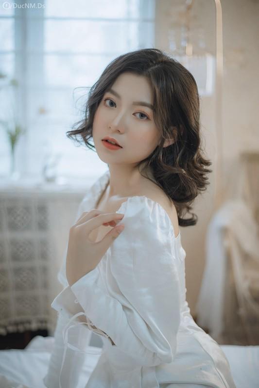 """Bien hinh"" qua nhanh, nu streamer Trang Lucy nhan nhieu dieu tieng"