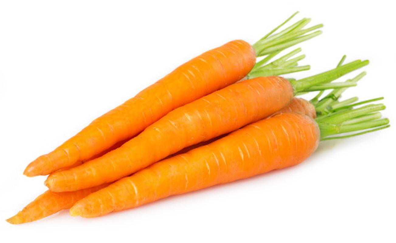 6 loại củ quả mau cam giúp bạn giam can nhanh