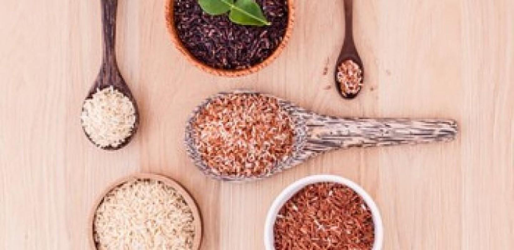 Loại gạo nào nhièu giá trị dinh duõng nhát?