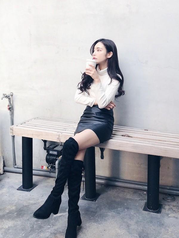 Goi y cach mix do voi boot dui chuan khong can chinh cho ban gai dien Tet-Hinh-7