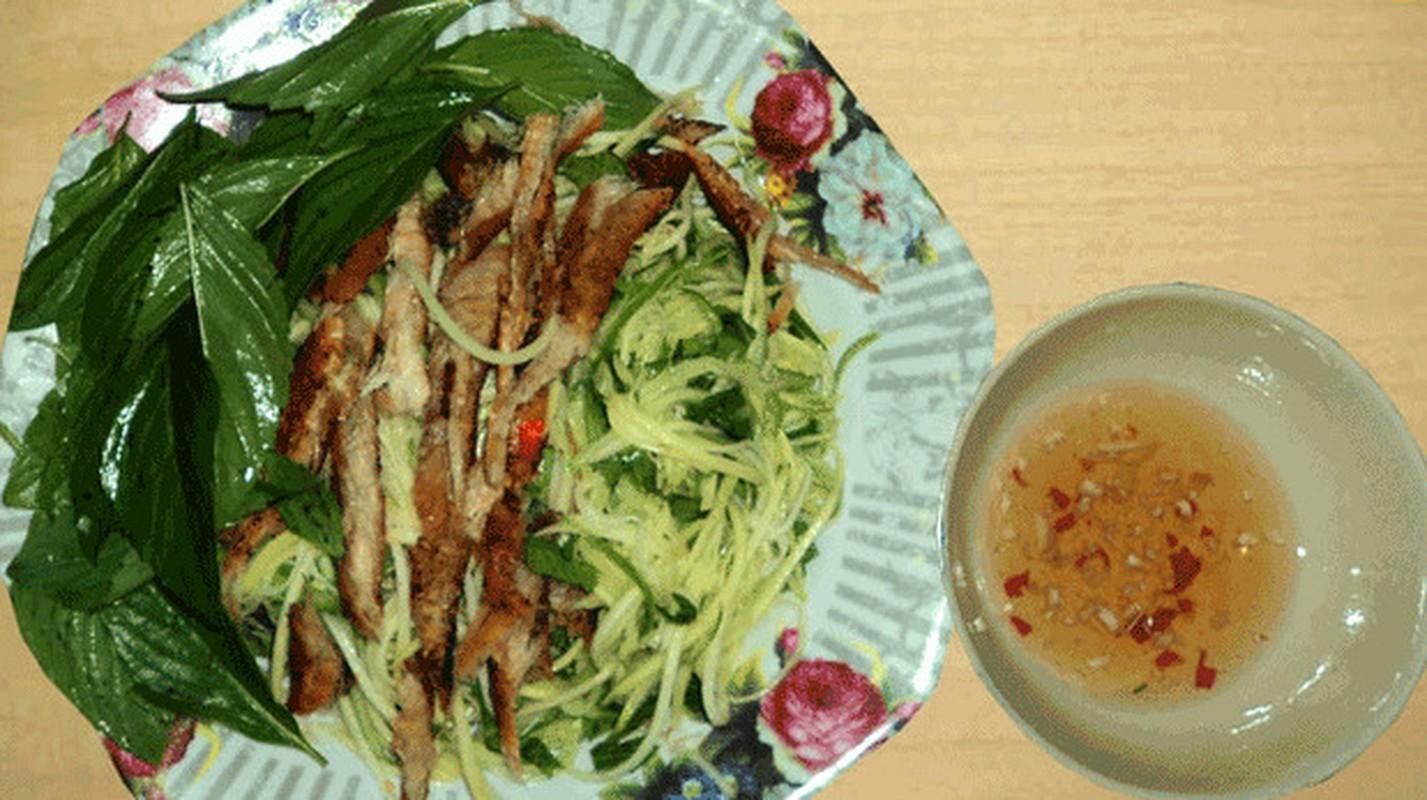 """Kham pha mon goi sau dau """"dang le luoi"""" dac san mien Tay-Hinh-8"""