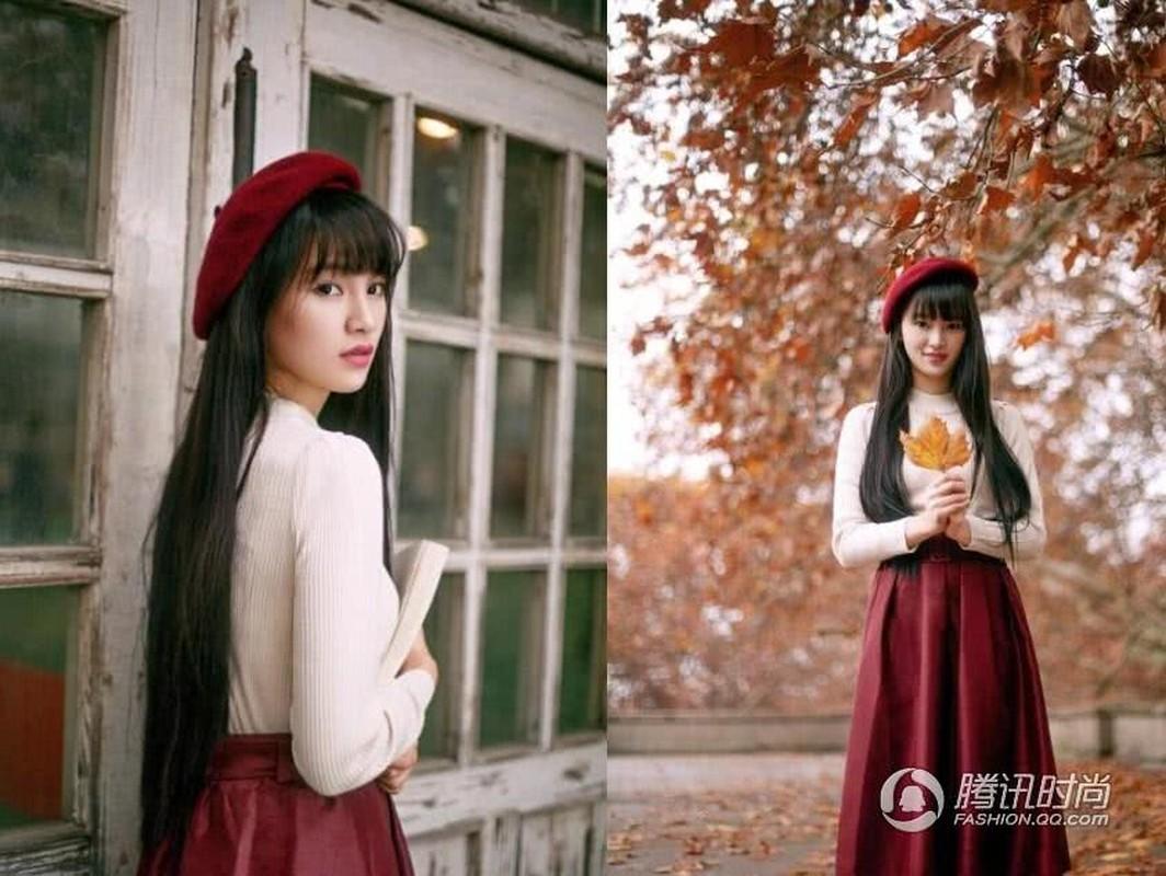 """Khong phai khuon mat, day moi la dieu """"Nu than Vu Han"""" Hoang Xan Xan khien fan do ram ram-Hinh-9"""