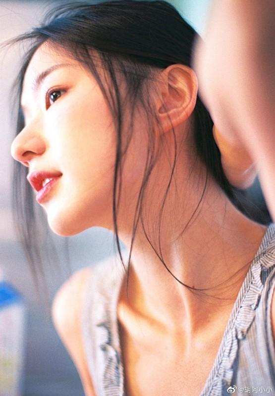 Me man truoc ve dep thanh nu cua hot girl ban sao Luu Diec Phi-Hinh-3