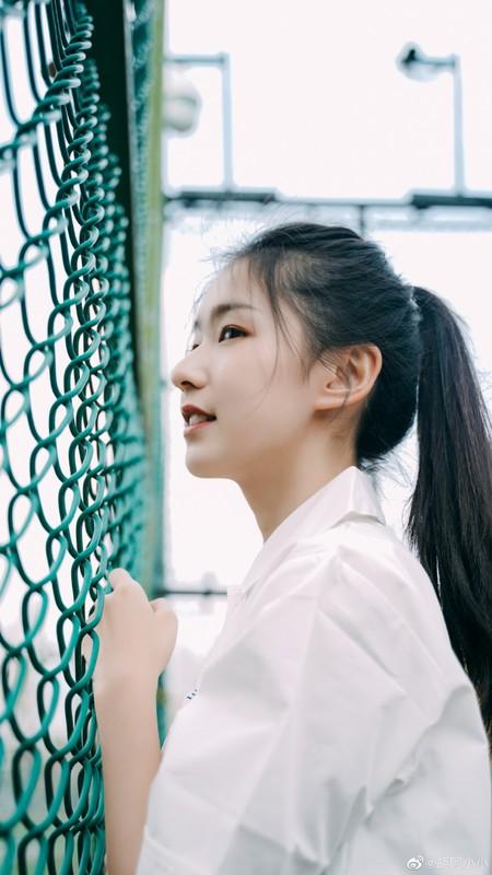 Me man truoc ve dep thanh nu cua hot girl ban sao Luu Diec Phi-Hinh-4