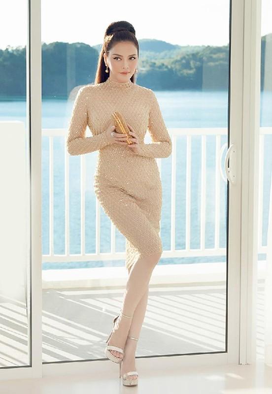 Sao Viet kem sang voi trang phuc mau nude mac ma nhu khong mac-Hinh-2