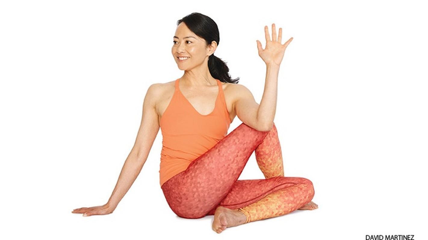 Bai tap yoga giup chua viem phe quan cuc hay, khoi ton tien mua thuoc