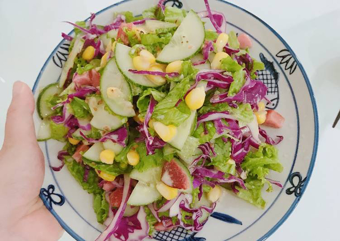 Uu ai mon salad nay, chi em chac chan giam can, da muot don 20/10-Hinh-2