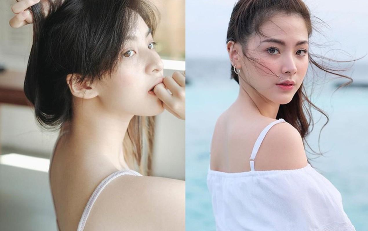 """Soi phong cach thoi trang gay ban loan cua """"hotgirl IELTS"""" Thao Tam-Hinh-8"""