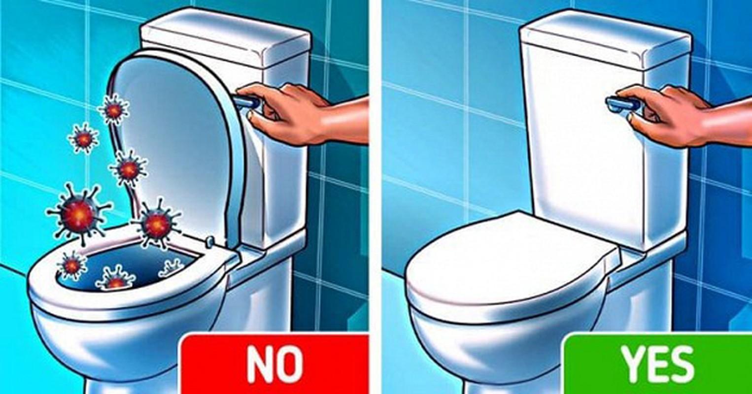 "Sai lam khi di toilet ""uy hiep"" tu cung, gan nhu ai cung mac"