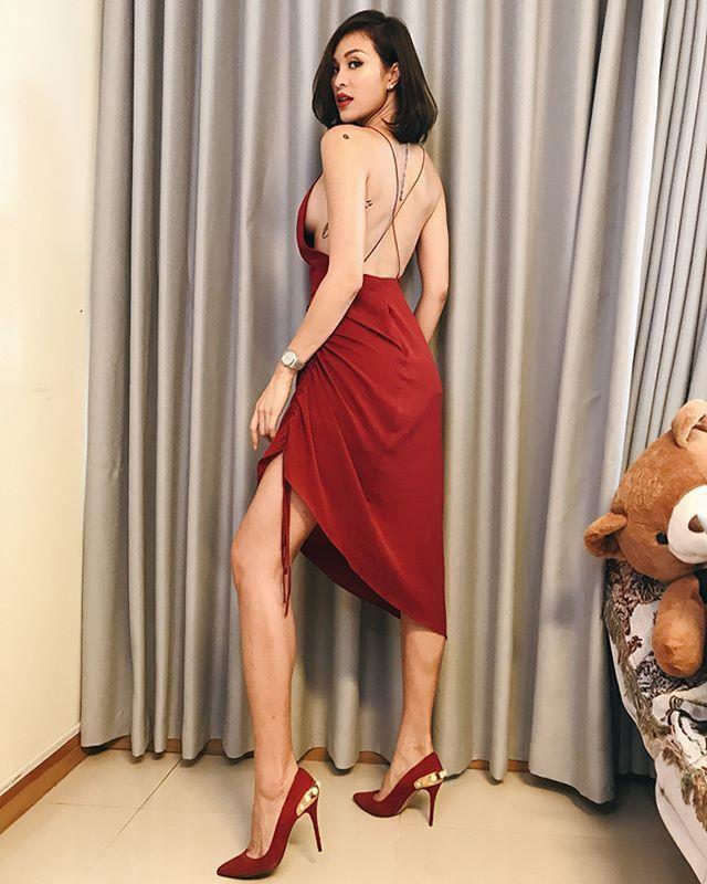 Nong mat gu thoi trang cua MC sexy nhat showbiz Viet-Hinh-5