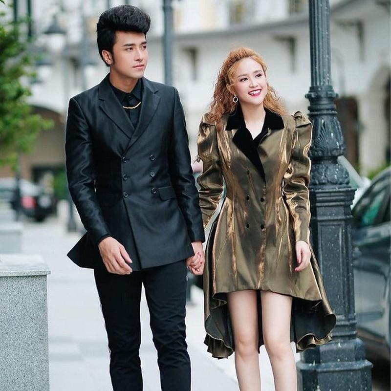 "Gu an mac sexy khong kem canh cua ""ban sao"" Mai Phuong Thuy-Hinh-5"