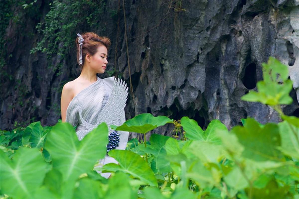 """Hoang Thuy Linh len do sieu dinh, xung tam """"my nu dan gian""""-Hinh-3"""