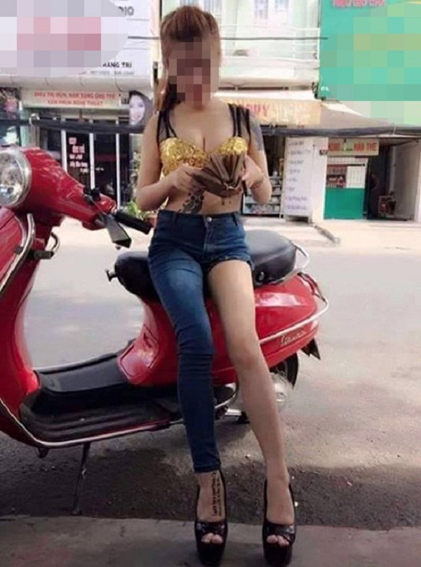 "Tham hoa quan jeans ""kho do"" cua gai xinh xuong pho-Hinh-11"