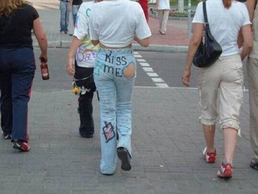 "Tham hoa quan jeans ""kho do"" cua gai xinh xuong pho-Hinh-12"