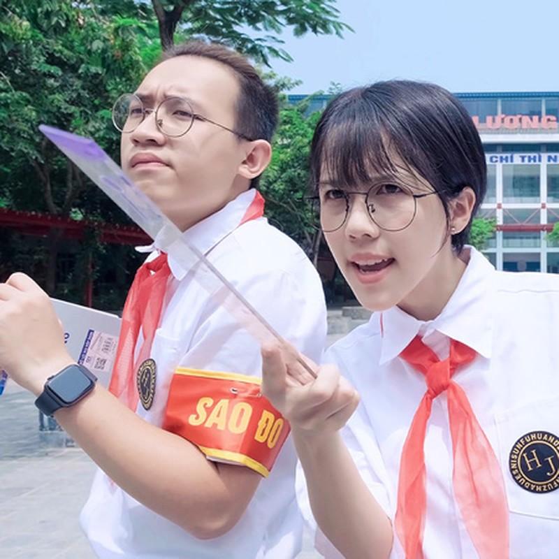 """""""Thanh nhac che"""" Hau Hoang noi loan, ca tinh voi kieu toc cuc """"man""""-Hinh-9"""