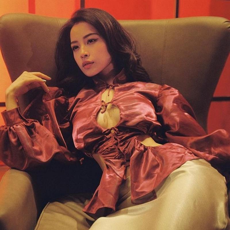 """Mac mot """"bung toang"""", Chi Pu khoe than tao bao gay """"nong mat""""-Hinh-12"""