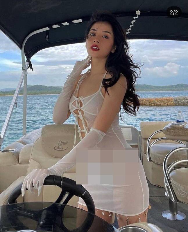 """Mac mot """"bung toang"""", Chi Pu khoe than tao bao gay """"nong mat""""-Hinh-13"""