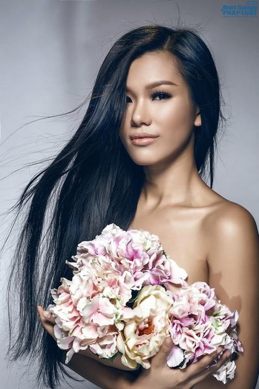 "Trao luu lay hoa lam ao, my nhan khoe tron body sexy ""nghet tho""-Hinh-13"