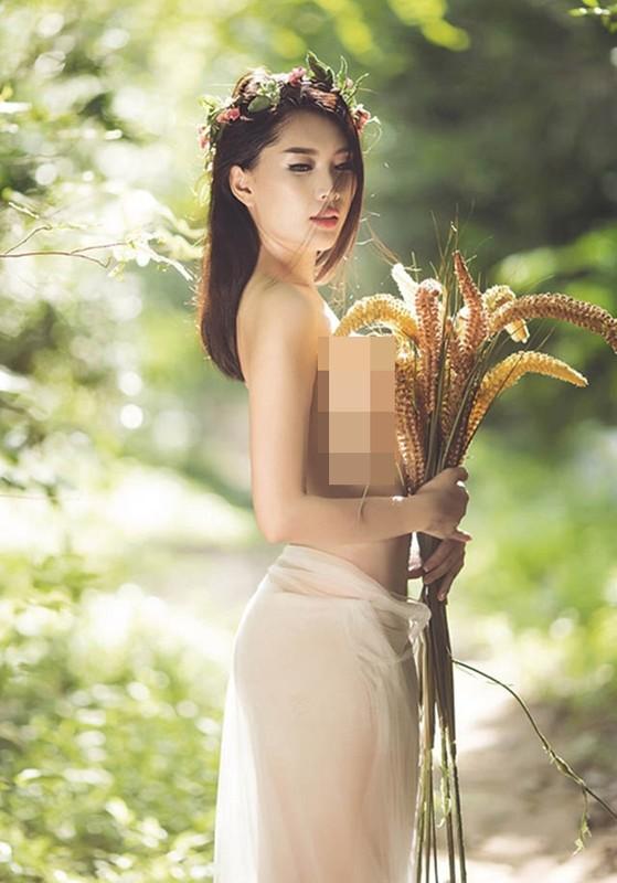 "Trao luu lay hoa lam ao, my nhan khoe tron body sexy ""nghet tho""-Hinh-9"