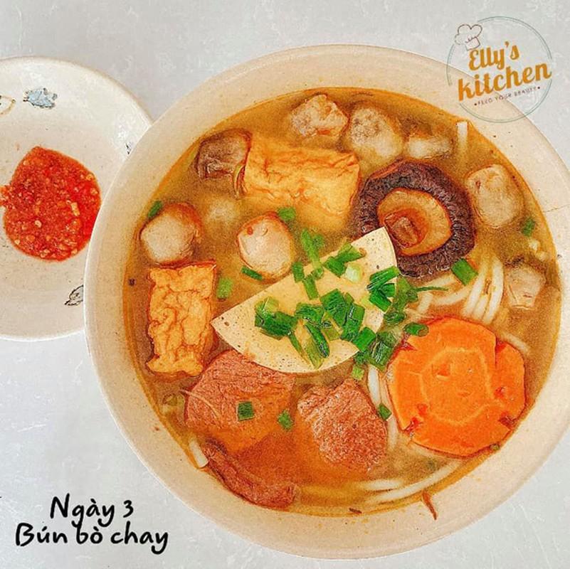 """Elly Tran tro tai nau mon chay """"dinh cua chop"""", nhin la muon an-Hinh-3"""