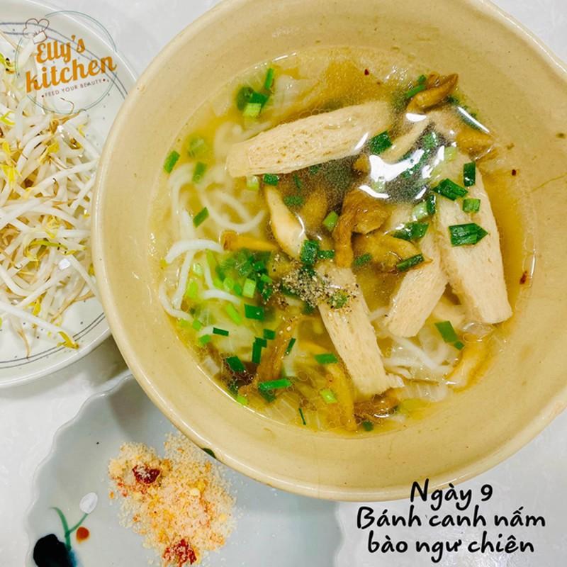 """Elly Tran tro tai nau mon chay """"dinh cua chop"""", nhin la muon an-Hinh-9"""