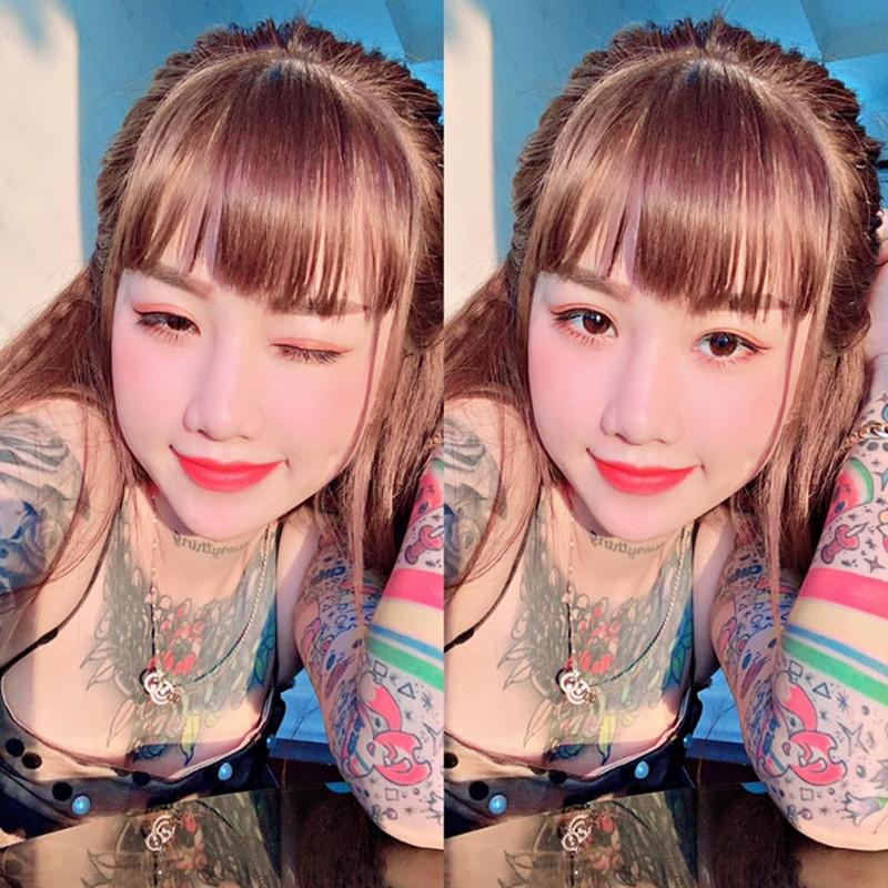 """Mat nhu thien than, hotgirl Viet gay """"choang"""" vi phong cach xam kin nguoi-Hinh-12"""