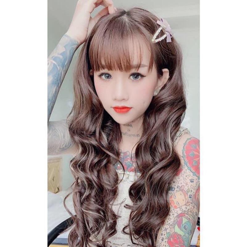 """Mat nhu thien than, hotgirl Viet gay """"choang"""" vi phong cach xam kin nguoi-Hinh-4"""