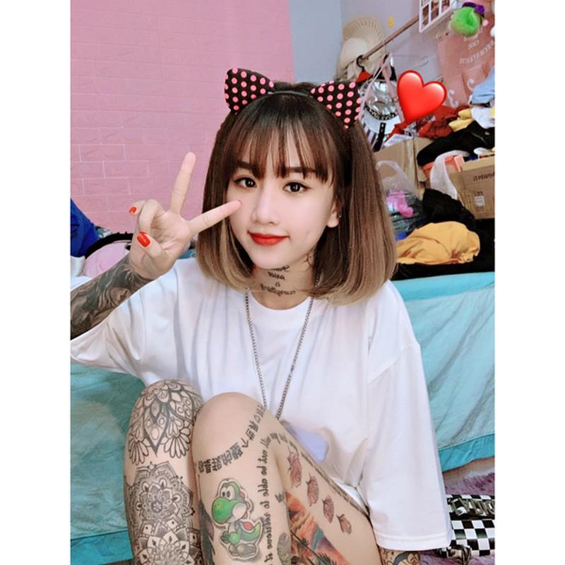 """Mat nhu thien than, hotgirl Viet gay """"choang"""" vi phong cach xam kin nguoi-Hinh-9"""