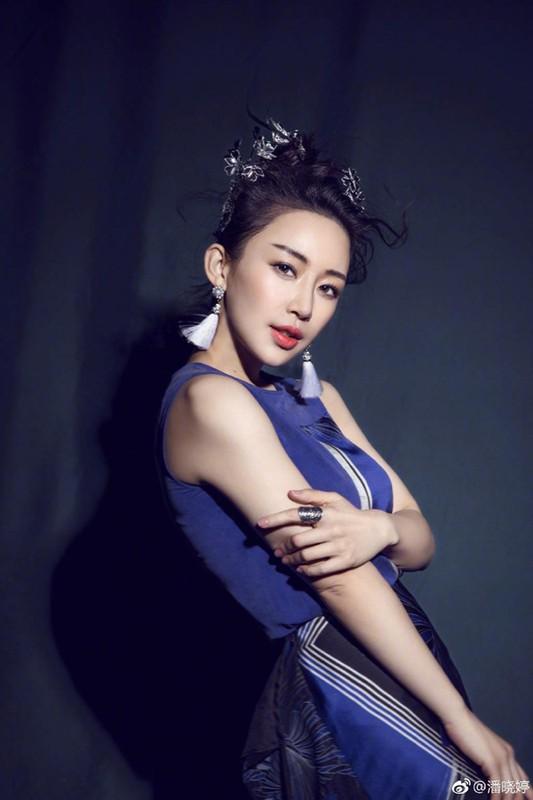"Phong cach thoi trang sexy cua ""nu than bi-a"" xu Trung-Hinh-11"