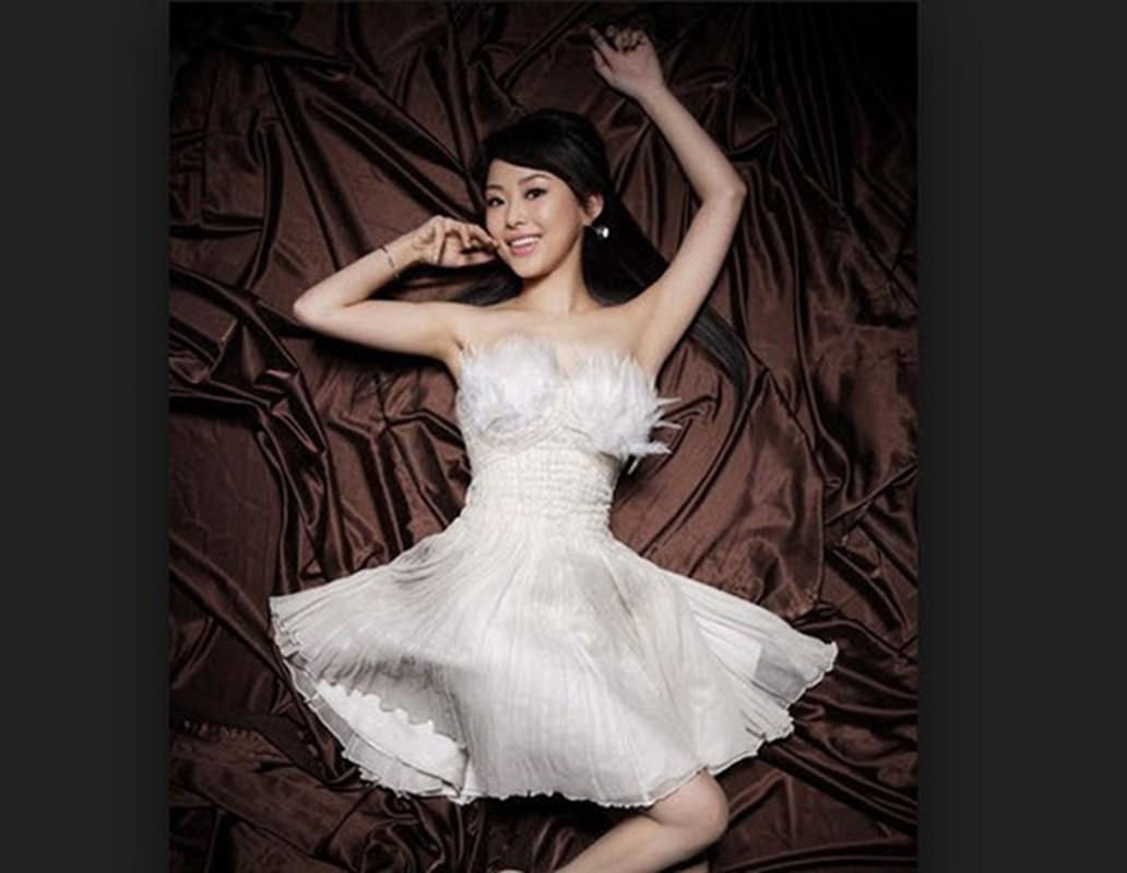 "Phong cach thoi trang sexy cua ""nu than bi-a"" xu Trung-Hinh-12"