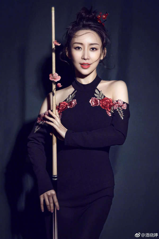 "Phong cach thoi trang sexy cua ""nu than bi-a"" xu Trung-Hinh-2"