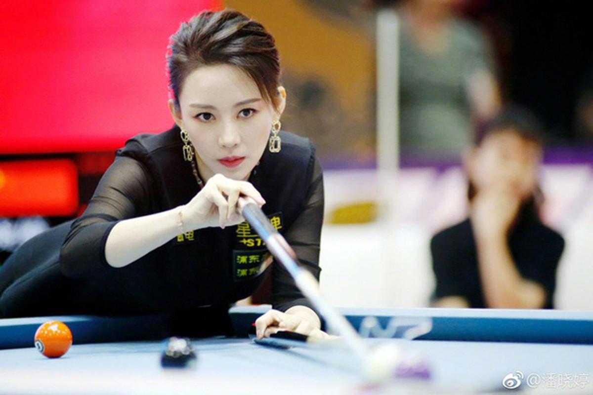 "Phong cach thoi trang sexy cua ""nu than bi-a"" xu Trung-Hinh-3"
