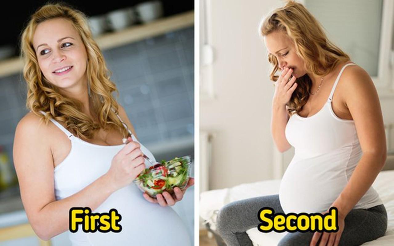 Khac biet khi mang thai lan thu 2, bo lo me bau se hoi han-Hinh-4