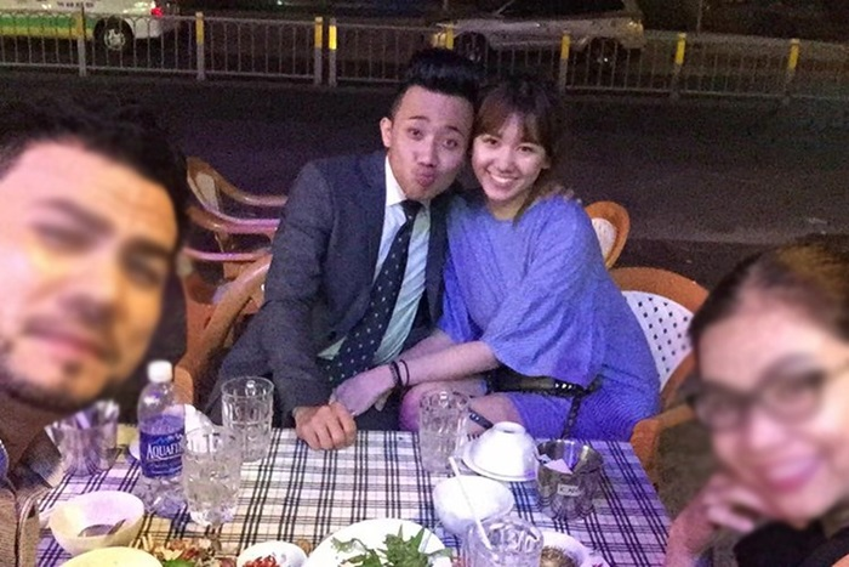 Nhung mon qua tinh yeu bat ngo Tran Thanh tang Hari Won-Hinh-2