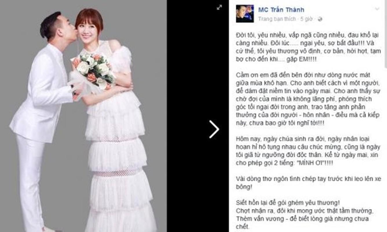 Nhung mon qua tinh yeu bat ngo Tran Thanh tang Hari Won-Hinh-7