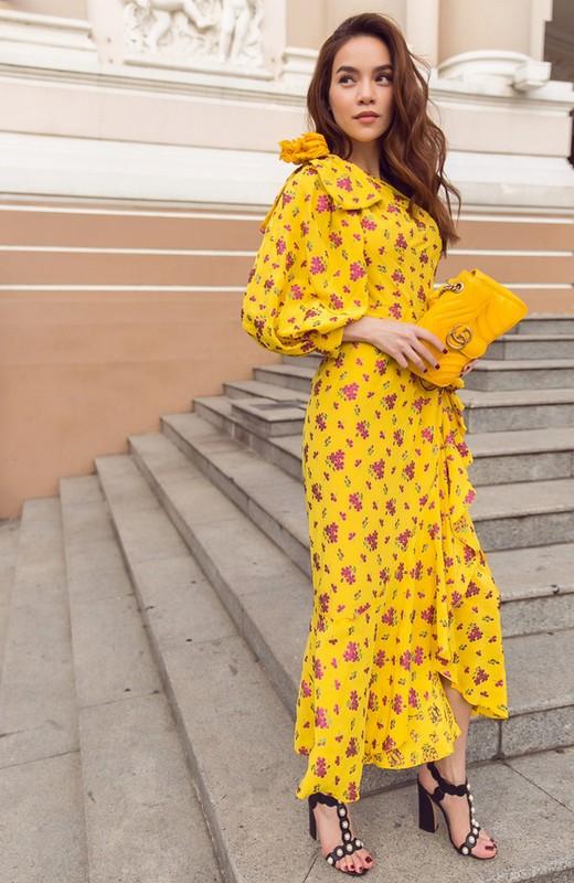 Nhung set do hoan hao cua Ha Ho du Milan Fashion Week-Hinh-5