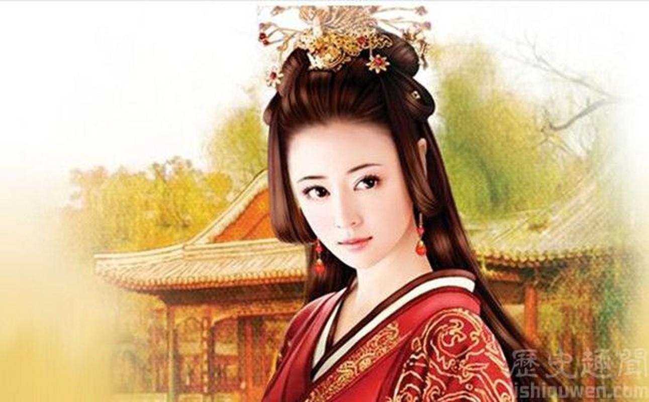 He lo my nhan khien Tan Thuy Hoang cuong si ca doi-Hinh-4