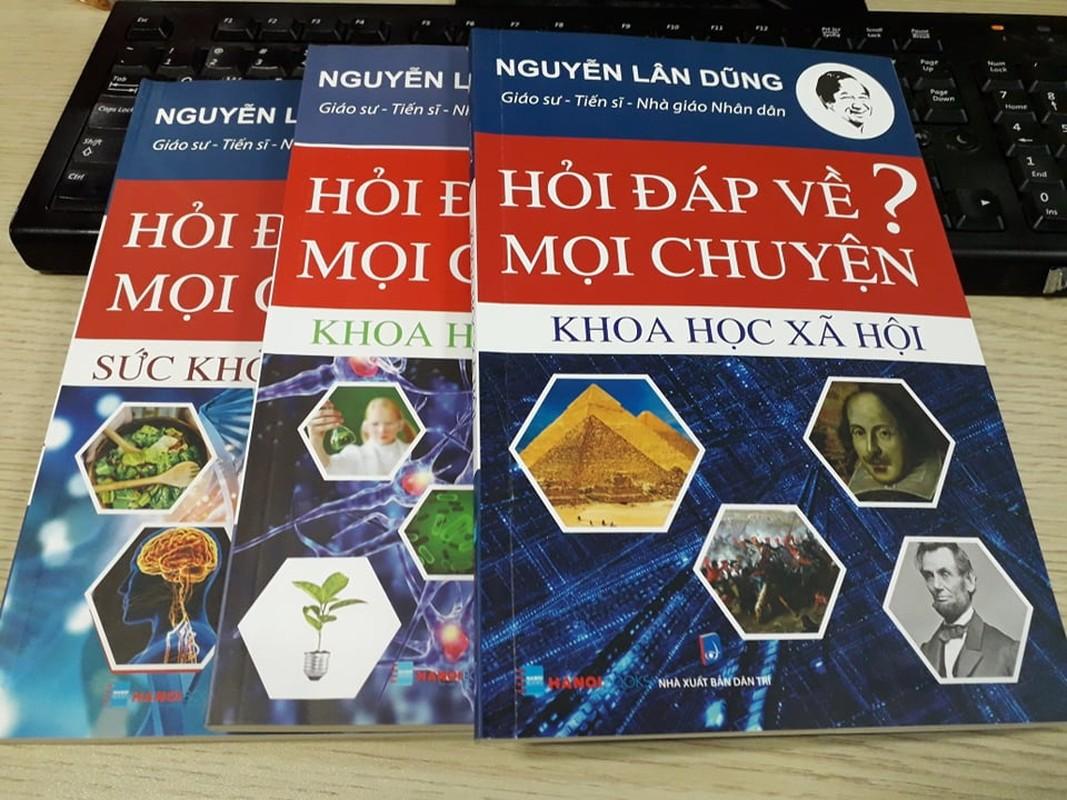 """Giao su """"biet tuot"""" Nguyen Lan Dung hoi dap ve moi chuyen-Hinh-4"""